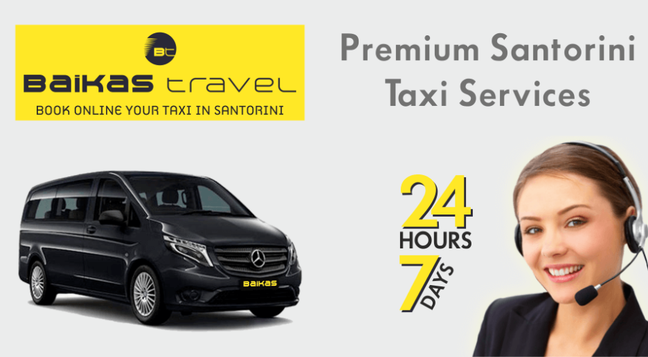 Santorini Taxi